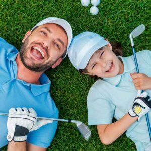 golf-famille
